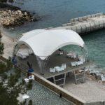 Арочный шатер 10х10 (Дюна)