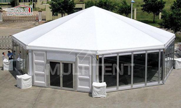 Восьмигранный шатер 13×13