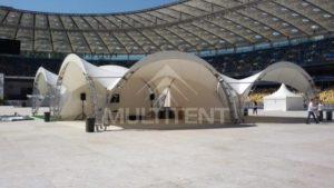 купить арочный шатер в Москве