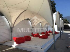 Прокат шатров для бизнес-форумов