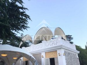 аренда свадебного шатра в Москве